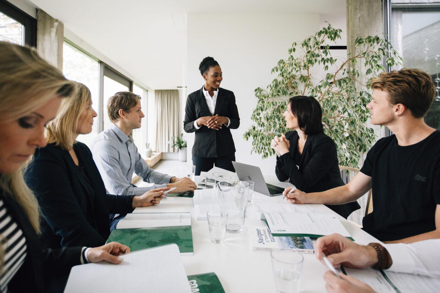 Teamtalk Succesvol samenwerken in een team Resultaatprogramma Opleidingen